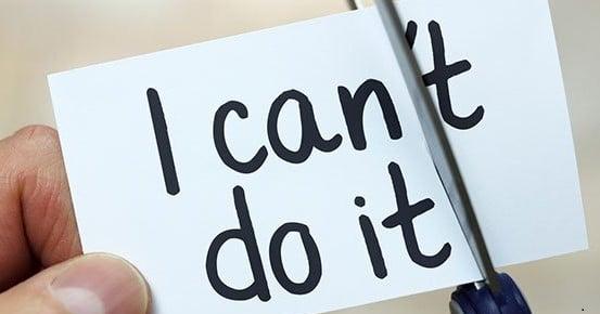 اراده ی قوی برای انجام دادن کار ها