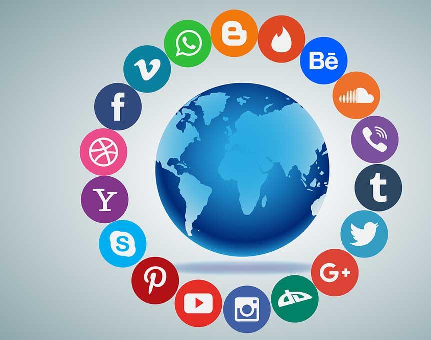 تلفن همراه و شبکه های اجتماعی