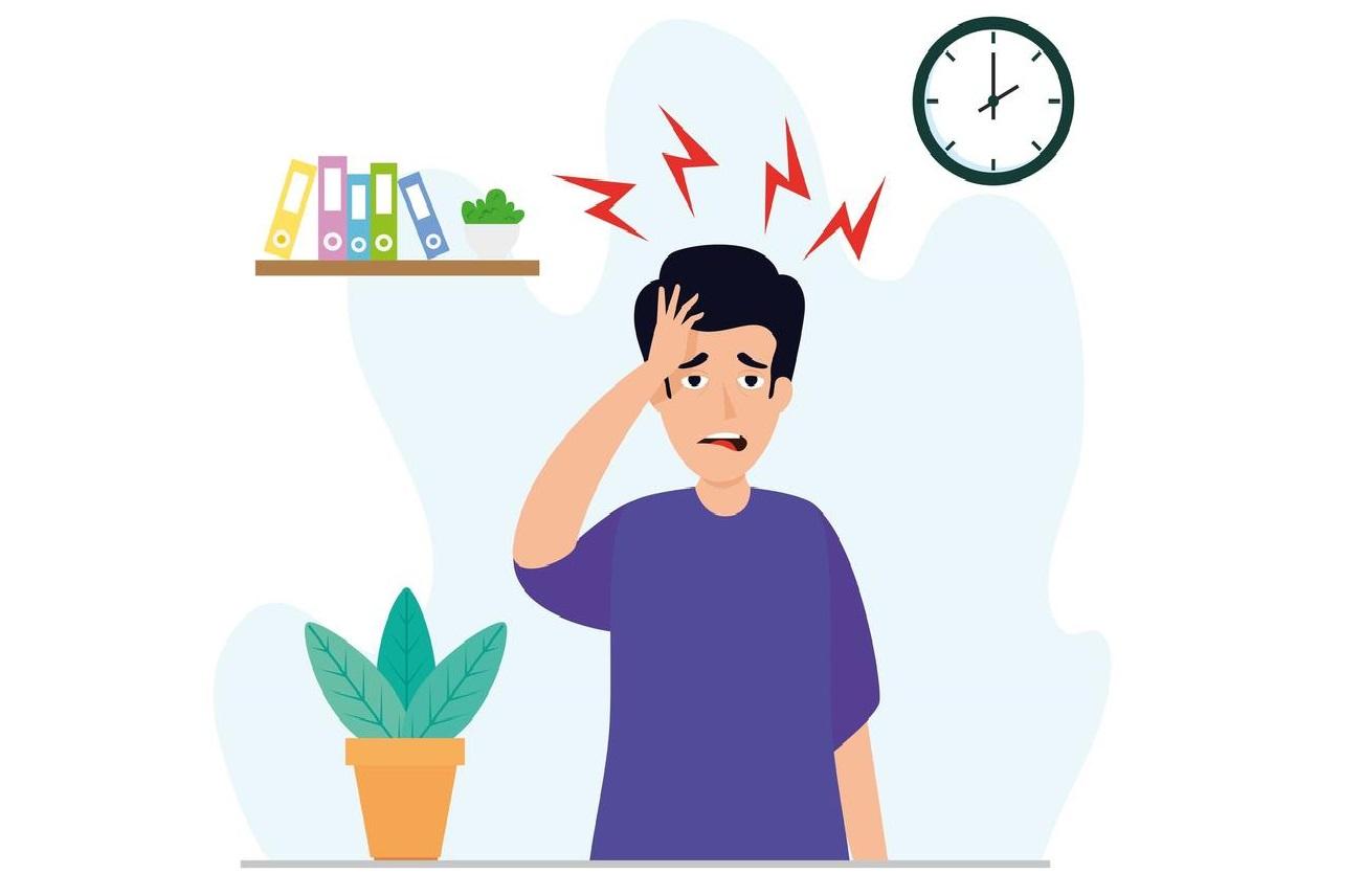 علت استرس در دانش آموزان