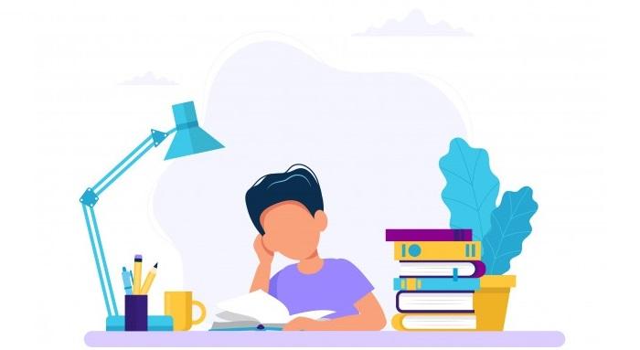 وسواس در هنگام درس خواندن